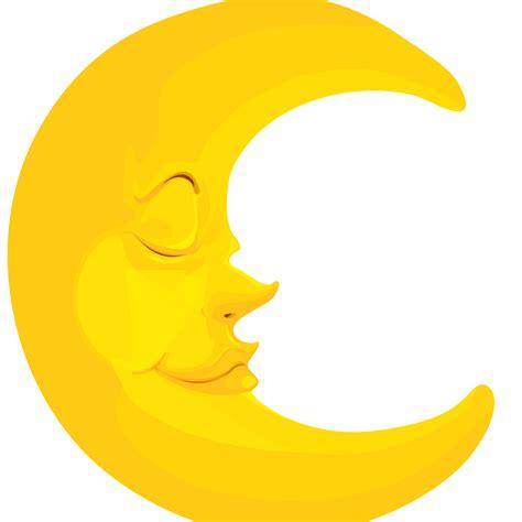 crescent moon clipart moon crescent clipart transparent png stickpng