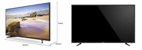 Tv Panasonic Th 32e305g jual panasonic th 32e305g led tv 32 inch hitam