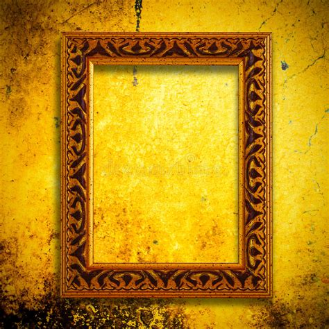 grunge background with st frame royalty free stock photos image 25075598 retro wooden frame gold grunge wallpaper royalty free stock image image 31690916
