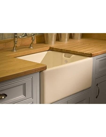 Shaws Kitchen Sinks by Be600 Shaws Belfast Apron Kitchen Sink White Gloss 60cm Width