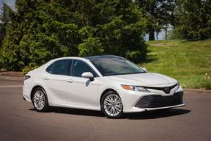 Toyota Camry Images Toyota Sees New Styling Identity With 2018 Camry