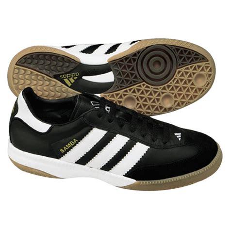adidas samba indoor soccer shoes adidas samba millenium indoor soccer shoes black white