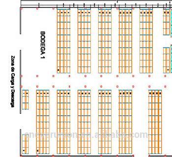 Warehouse Layout En Espanol | estante del almac 233 n de almacenamiento almac 233 n libre dise 241 o