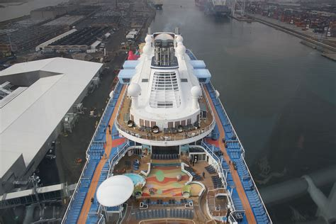 North Star review on Royal Caribbean's Quantum of the Seas