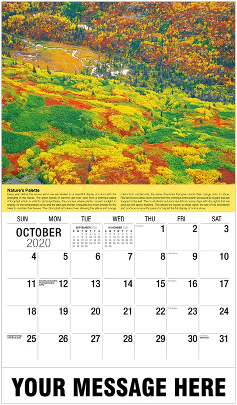 planet earth advertising calendar business promotion calendars
