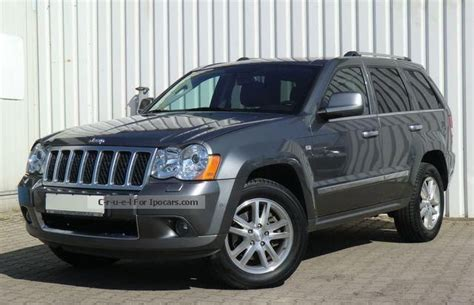 how make cars 2009 jeep grand cherokee security system 2009 jeep grand cherokee 3 0 crd overland dpf car photo and specs