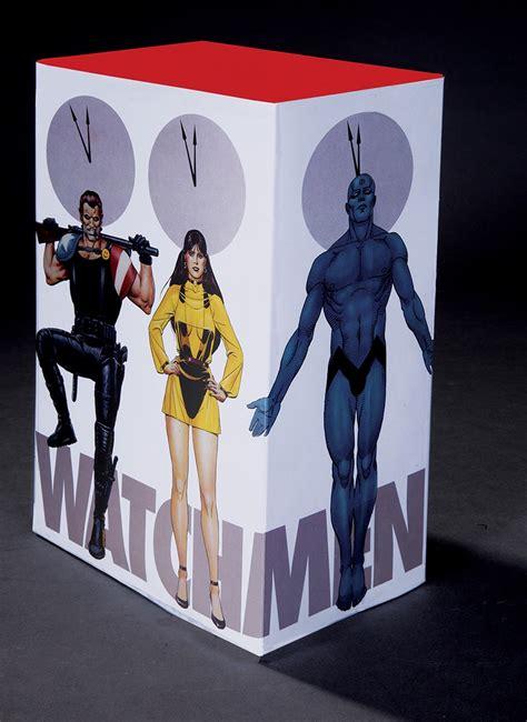 watchmen collectors edition box 1401270344 watchmen collectors edition box set graphic novels reed comics
