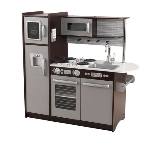 Espresso Play Kitchen Sets best kitchens for boys and cool kiddy stuff