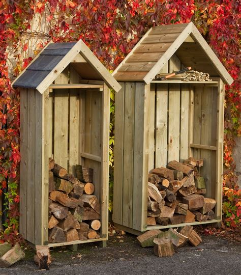 high hinton log store ft wide wood firewood rack