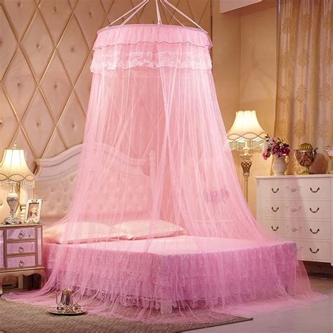 pink bed canopy online get cheap pink bed canopy aliexpress com alibaba