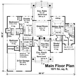 New House Floor Plans this brand new craftsman house plan 9663 features an open floor plan