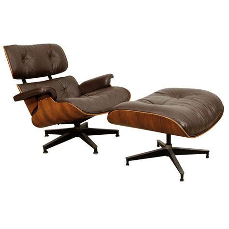 Eames 670 Lounge Chair Ottoman by Herman Miller Eames Lounge Chair 670 Ottoman 671 At