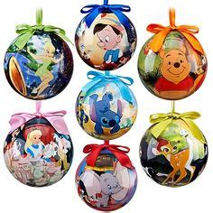 disney decorations on disney ornaments disney stores and disney