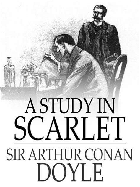 a study in scarlet books a study in scarlet ebook by sir arthur conan doyle 2009