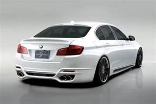 2011 Bmw 5 Series Sedan 2011 Bmw 5 Series Sedan Gets A Modified Look By Wald