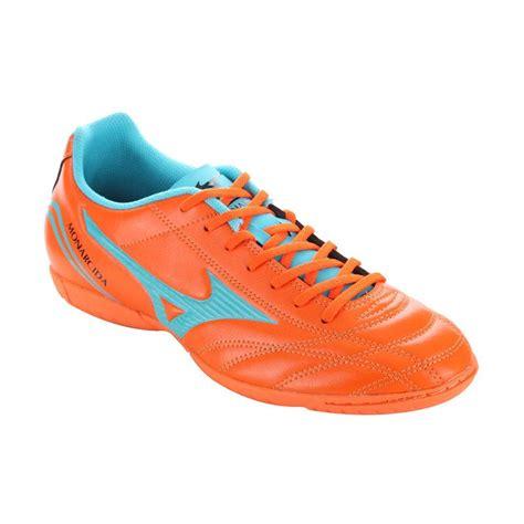 Mizuno Monarcida Fs In jual mizuno monarcida fs in sepatu futsal pria orange