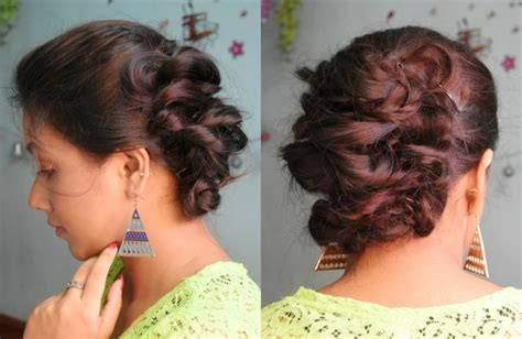 how to do voluminous hairstyles step by step hair tutorial beautiful voluminous bridal