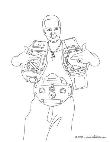 coloring pages wwe belts wwe gold belt winner coloring pages hellokids com