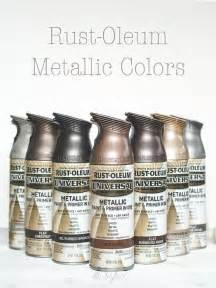 metal spray paint colors best 10 rustoleum spray paint colors ideas on