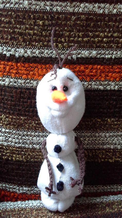 19 sock snowman diy crafts guide patterns