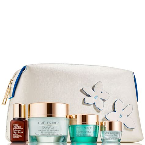 Estee Lauder Defend By Day Detox By Set by Est 233 E Lauder Protect Refresh Set Worth 163 92 92 Free