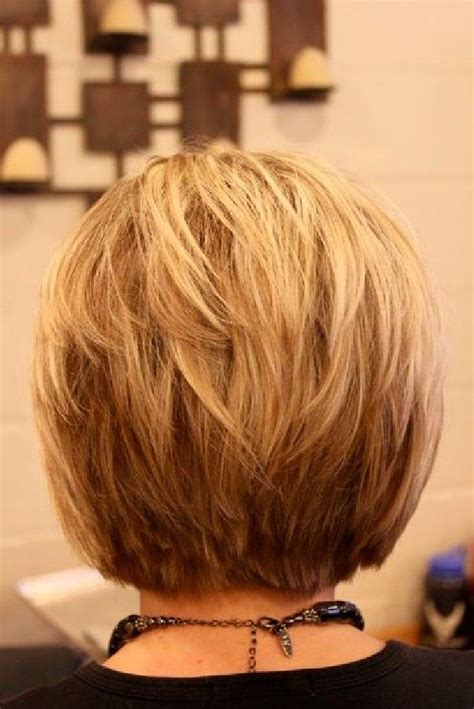 ponytail haircut for short layers front an top 25 best ideas about layered bob hairstyles on pinterest