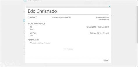 aplikasi untuk membuat lamaran kerja 4 aplikasi online untuk membuat surat lamaran kerja yang