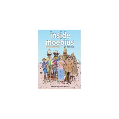 inside moebius 3 inside moebius vol 3 comicalia