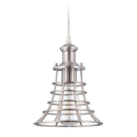 Mini Pendant Lights Brushed Nickel Craftmade Brushed Polished Nickel Mini Pendant Light P350bnk1 Destination Lighting