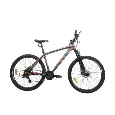Thrill Cleave 1 0 27 5 Silver jual thrill cleave 1 0 ag sepeda mtb 27 5 inch