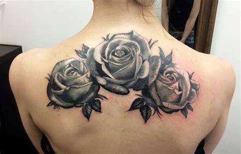 42 totally awesome black rose tattoo that will inspire you
