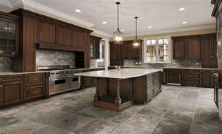most popular kitchen designs choices of kitchen floors with white vs cabinets