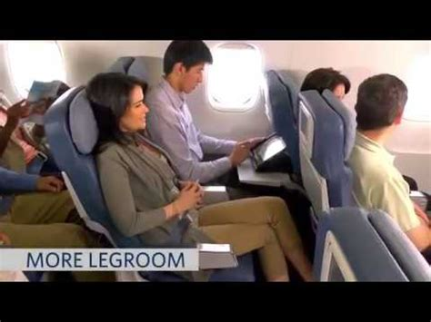 delta economy comfort international flights delta international economy comfort youtube