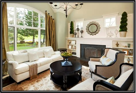 well decorated homes welcome your visitors in a well maintained living room