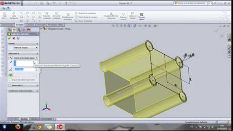 tutorial solidworks nivel basico 3 tutorial basico completo iniciando en solidworks pieza