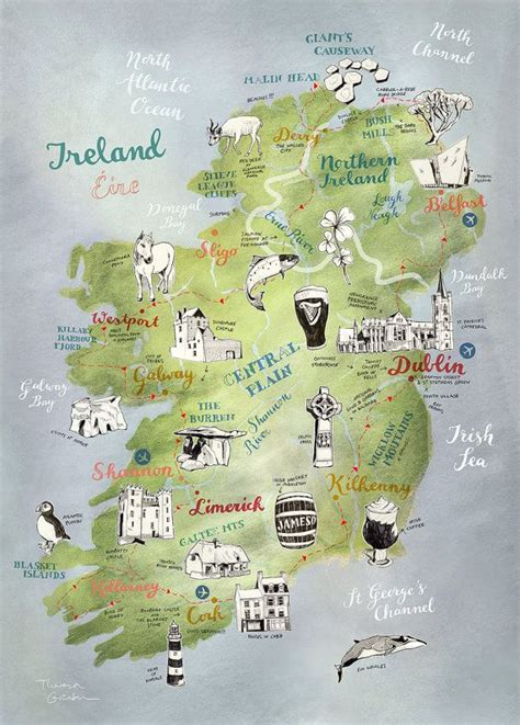 printable route planner ireland best 25 northern ireland map ideas on pinterest ireland