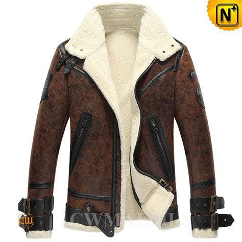 Jaket Variasi Fleech Jaket Bomber Korea sheepskin motorcycle jacket for cw861275