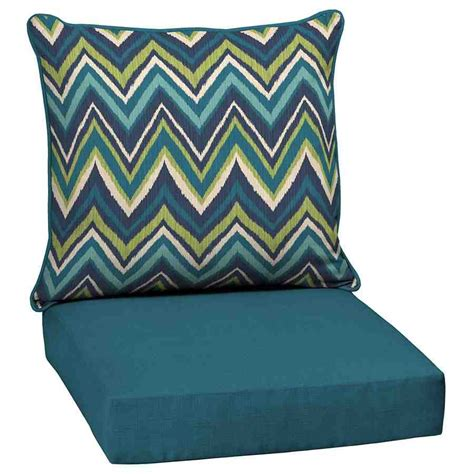 Patio Furniture With Cushions Lowes Patio Chair Cushions Home Furniture Design