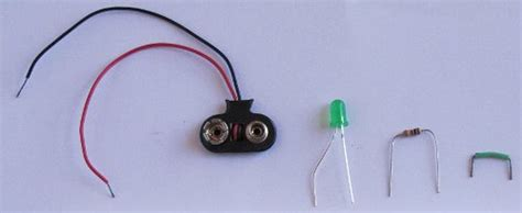 resistor for led 9v battery tutorial 1 building a circuit on breadboard for beginners in electronics