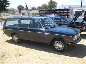 1970s Volvo Wagon 1970 Volvo 145
