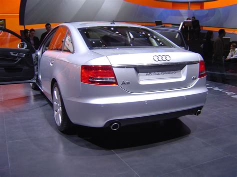 Audi A6 4 2 by Audi A6 4 2 Quattro Technical Details History Photos On