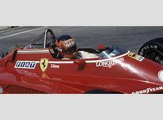 Formula 1's Greatest Drivers - AUTOSPORT.com - Gilles ... F1 Driver Numbers