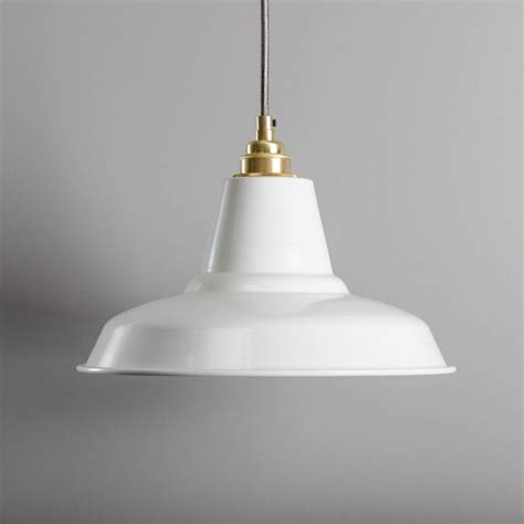 Industrial Pendant Light Industrial Pendant Light By Bare Bones Lighting Notonthehighstreet