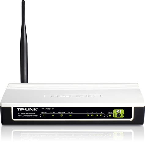 Murah Tp Link Adsl Td W8951nd tp link td w8951nd photos hardware info united kingdom