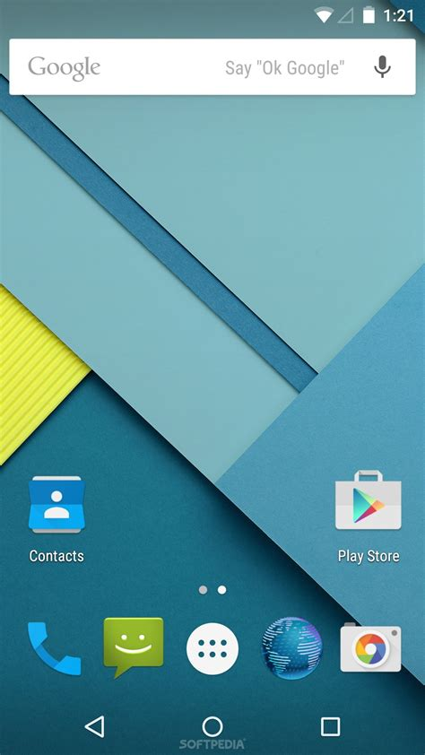 how to take screenshot with android android 5 0 lollipop developer preview screenshot tour