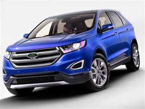 Ford Edge 2015 Reviews 2015 Ford Edge Sport Review Autos Post