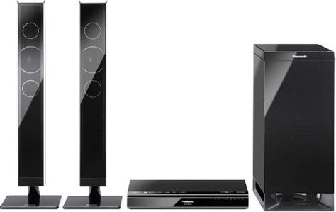 panasonic sc htb550 home theater system sound bar with