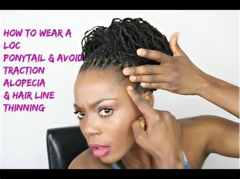 Best Products To Use For Thinning Edges African American | 17 best images about hair yuh hear on pinterest in