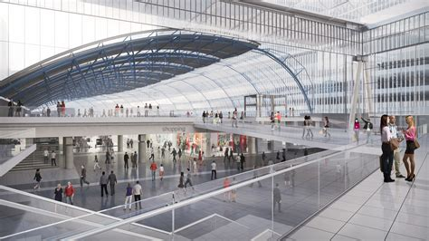 Ikea Picture Rail waterloo station planning consent for proposed expansion