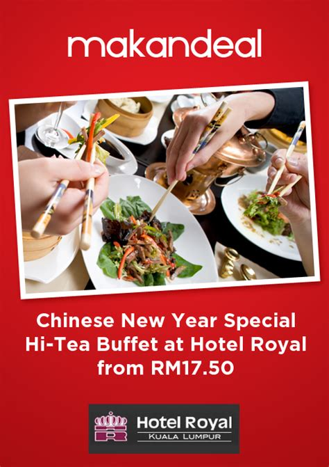 new year high tea buffet makandeal new year hi tea buffet food